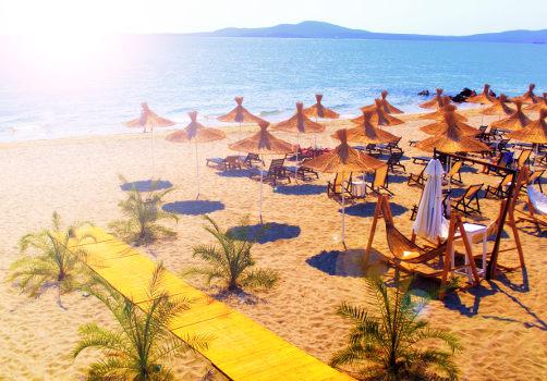 Лучшие песчаные пляжи Болгарии!