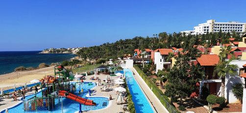 Отель Aqua Sol