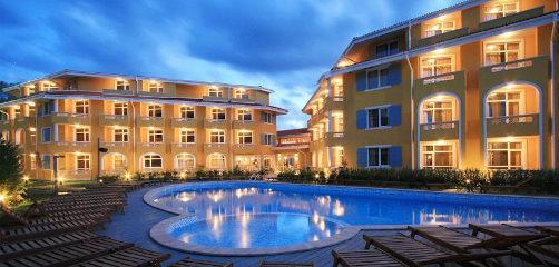 Отель Blue Orange